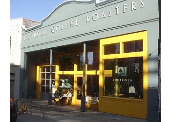 Seattle cafe Victrola Coffee Roasters