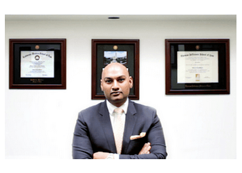 San Diego criminal defense lawyer Vik Monder