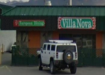 Anchorage italian restaurant Villa Nova Restaurant