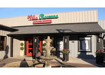 Tulsa italian restaurant Villa Ravenna Italian Restaurant