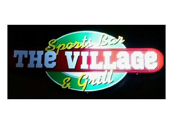 The Village sports bar & grill