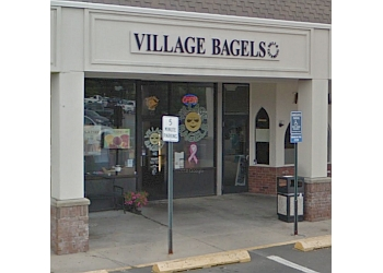 Bridgeport bagel shop Village Bagels