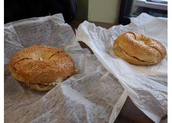 Stamford bagel shop Village Bagels