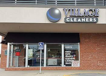Amarillo dry cleaner Village Cleaners