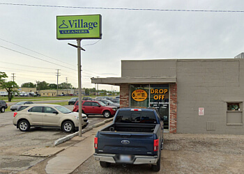 Topeka dry cleaner Village Cleaners