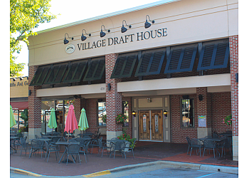 Raleigh sports bar Village Draft House
