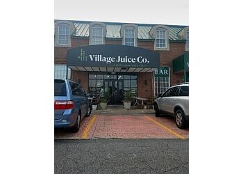 Winston Salem juice bar Village Juice Co.