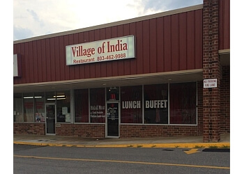 Columbia Indian Restaurant Village Of India