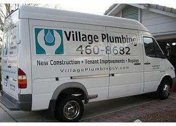 Henderson plumber Village Plumbing, LLC