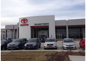 Omaha car dealership Village Pointe Toyota