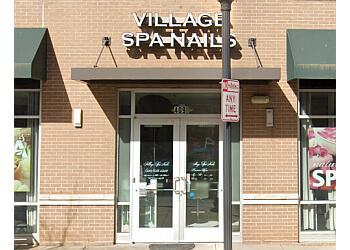Raleigh nail salon Village Spa Nails