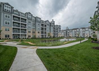Kansas City apartments for rent Village West Luxury Apartments