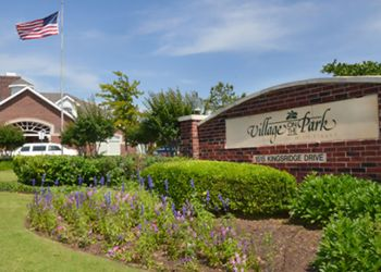 Oklahoma City assisted living facility Village on the Park Oklahoma City