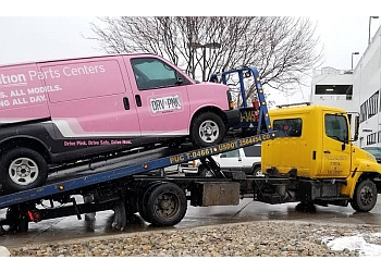 Denver towing company Villalobos Towing, Llc
