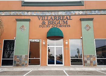 Laredo personal injury lawyer Villarreal & Begum Law Firm