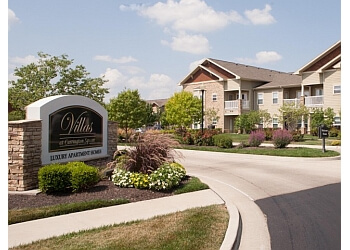 Overland Park apartments for rent Villas At Carrington Square