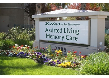 San Bernardino assisted living facility Villas At San Bernardino