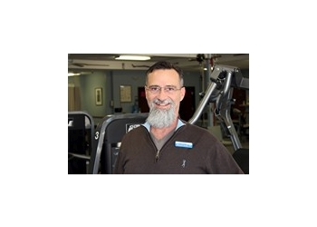 Irving physical therapist Vincent Smith, PT