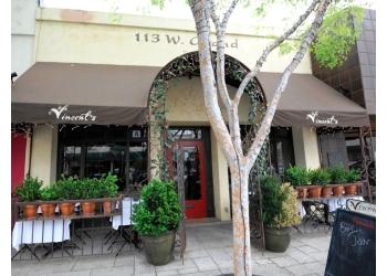 Escondido french cuisine Vincent's