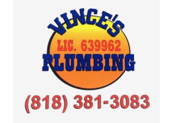 Burbank plumber Vince's Plumbing