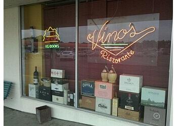 Cedar Rapids italian restaurant Vino's Ristorante
