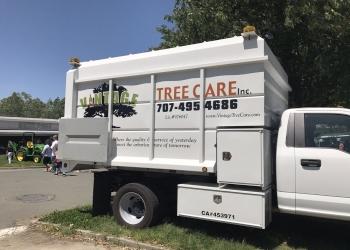 Santa Rosa tree service Vintage Tree Care Inc.