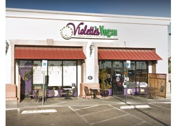 Las Vegas vegetarian restaurant Violette's Vegan