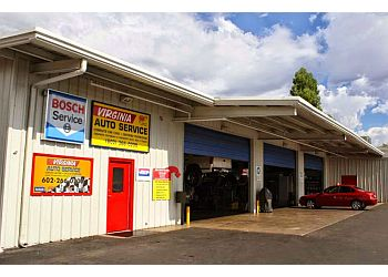 Phoenix car repair shop Virginia Auto Service