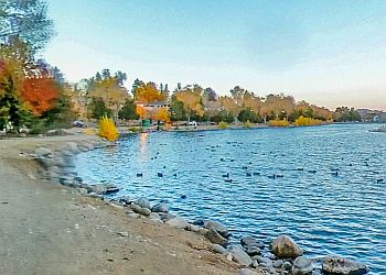 Reno public park Virginia Lake Park