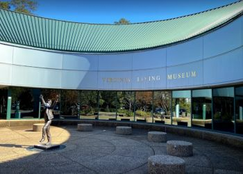 Newport News places to see Virginia Living Museum