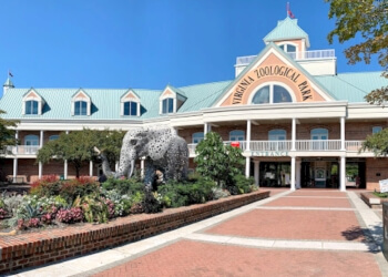 Norfolk places to see Virginia Zoological Park