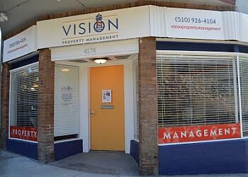 Oakland property management Vision Property Management