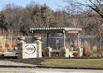 Fort Wayne landscaping company Vision Scapes Lawn & Landscape Inc.