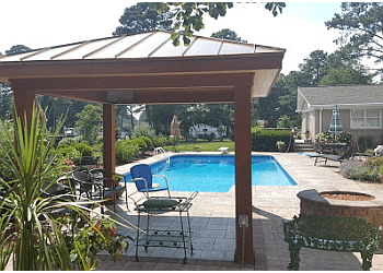 Chesapeake landscaping company Visionscapes Land Design Inc.