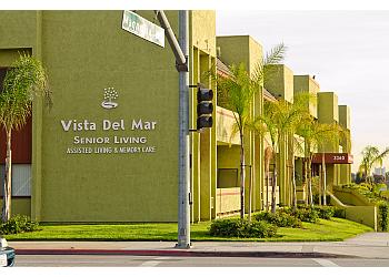 Long Beach assisted living facility Vista Del Mar Senior living