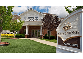 Lansing assisted living facility Vista Springs Edgewood