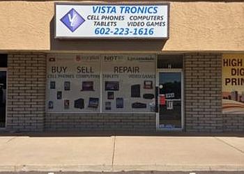Phoenix cell phone repair Vista Tronics