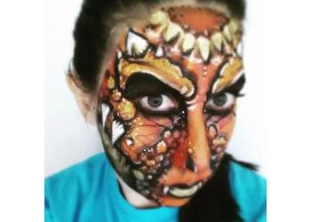 Scottsdale face painting Visualize Creativity