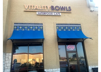 Irving juice bar Vitality Bowls