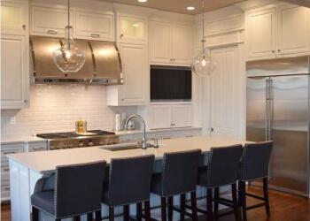 Lexington custom cabinet Vittitow Cabinets Inc.