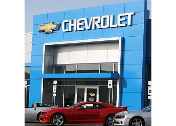 El Paso car dealership VIVA CHEVROLET