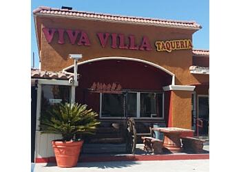 Fontana mexican restaurant Viva Villa Taqueria