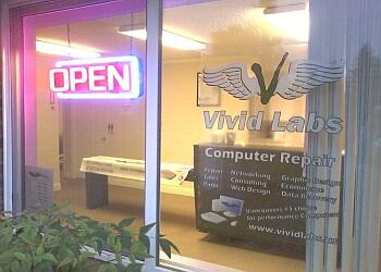 Vancouver computer repair Vivid Labs