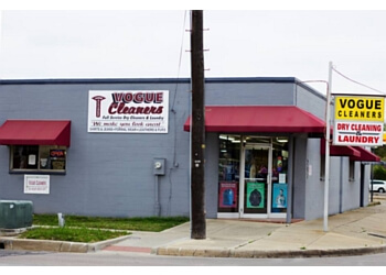 Denton dry cleaner Vogue Cleaners