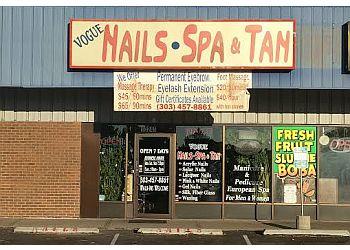 Thornton nail salon Vogue Nails Spa & Tan