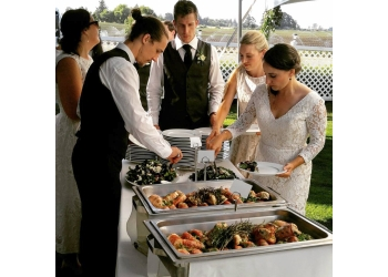 Portland caterer Voila Catering