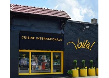 Norfolk french restaurant  Voila Cuisine Internationale