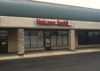 Sterling Heights sushi Volcano Sushi