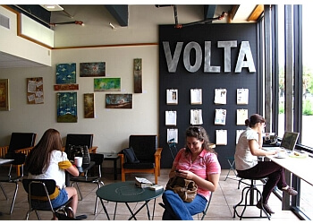 Gainesville cafe Volta