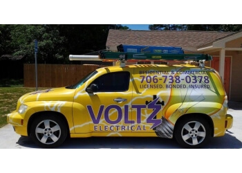 Augusta electrician Voltz Electrical Service